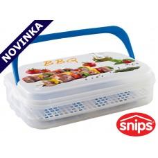 Chladící maxi box barbecue