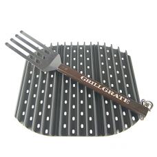 Grilovací rošt GRILLGRATE Kettle 47 cm s grilovací obracečkou