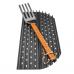 Grilovací rošt GRILLGRATE pro Kamado 61 cm s grilovací obracečkou