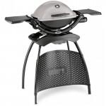 Weber Q 1200 STAND šedý