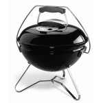 Weber SMOKEY JOE Premium 37cm černý